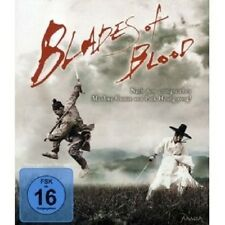 BLADES OF BLOOD BLU RAY MIT HWANG JUNG-MIN UVM. NEU