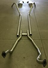 1959-1960 FORD THUNDERBIRD DUAL EXHAUST, ALUMINIZED, 352 ENGINES ONLY