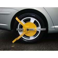 WHEEL Clamp Sicurezza Caravan Rimorchio 13 14 15 16 17 mp9065