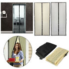 Mesh Insect Fly Bug Mosquito Door Window Curtain Net Netting Screen Magnets