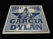 Jerry Garcia Garcia Plays Dylan 2 CD Bob Dylan Jerry Garcia Band Grateful Dead