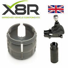 Per Vauxhall Opel Zafira GEAR SHIFT Stick LEVA Loose Sloppy Kit di riparazione Bush Fix