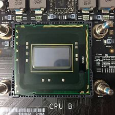 Delidded Intel Xeon 3.33GHz Hex X5680 IHS Removed for 2009 4,1 Mac Pro Upgrade
