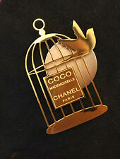 CHANEL COCO MADEMOISELLE PIN BROOCH MAGNETIC **RARE NEW Collectors Items