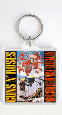 GUNS N ROSES APPETITE FOR DESTRUCTION LP COVER KEYRING LLAVERO