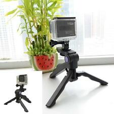 Portable 2in1 Table Mini Folding Tripod Stand + Hand Grip for DC DSLR SLR Camera
