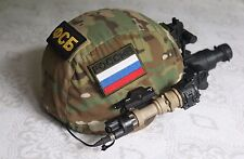 Russian 6B47 bulletproof helmet (FULL KIT), size 3
