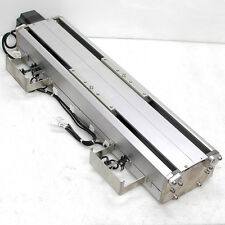 "SMC CV-LRW-440BC-A 19""Travel Linear Actuator w/THK Ballscrew & NSK Bearings 50cm"