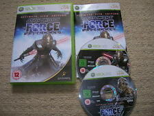 STAR WARS : THE FORCE UNLEASHED - Rare XBOX 360 Game
