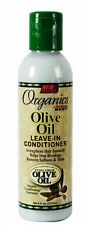 Africa's Best Organics Extra Virgin Olive Oil Leave in Conditioner 177ML