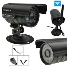 Sricam Security IP Camera Waterproof CCTV WIFI HD Alarm Night Vision Outdoor