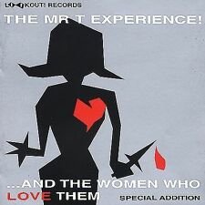 The Mr T Experience CD ...And the Women Who Love Them Punk Lookout Green Day Dr.