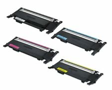 Samsung CLX-3185FW Toner Cartridge Set (OEM) Black, Cyan, Magenta, Yellow