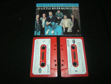 THE LITTLE RIVER BAND COLLECTION NEW ZEALAND DOUBLE CASSETTE TAPE