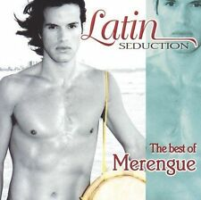 NEW - Latin Seduction: The Best of Merengue by Various Artists