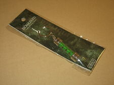 Resident EVIL anti-virus KEYCHAIN/PORTACHIAVI (Green) Capcom New