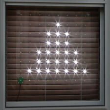 Star Bright Animated LED Window Display (Great for Christmas Decoration)