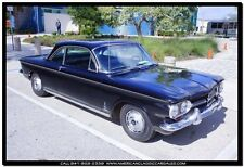Chevrolet: Corvair Spyder Turbo