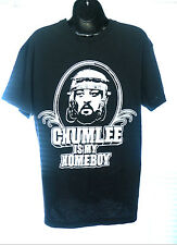 Pawn Stars CHUMLEE IS MY HOMEBOY T SHIRT Signed Official M Autographed tee black
