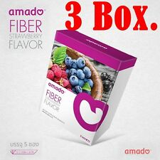 Amado Reduce weight Detox Fiber Ingredients Natural 100% Reduce belly fat.