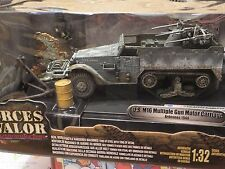 U.S. m16 Multiple Gun Motor Carriage, 1944 de forces Of Valor