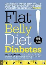 Flat Belly Diet! Diabetes: Lose Weight, Target Belly Fat, and Lower Blood Sugar