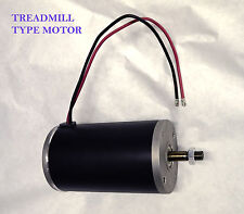 TreadMill 1 hp 220 volt electric DC permanent magnet motor generator 12mm