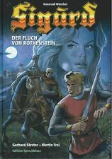 Sigurd - Der Fluch von Rothenstein (Neuauflage), Edition Sprechblase