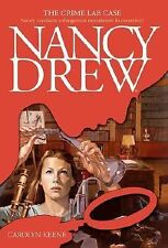 Nancy Drew.The Crime Lab Case. Unread Condition. 1St. edition. Paperback)