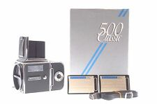 Hasselblad 500 C/M Anniversary 500 Classic   Body              Mint Condition