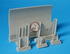 Tank Workshop 1/35 Willys MB Jeep Snow Plow (Snowplow) Conversion Set 350074
