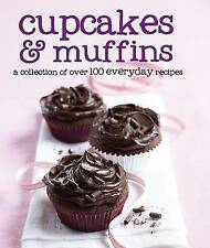 100 Recipes - Cupcakes and Muffins - Love Food, Love Food Editors, Parragon Book