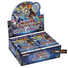 Yu-Gi-Oh Cards Destiny Soldiers Factory Sealed Booster Box 24 Packs - Darklords