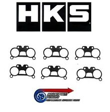 Great HKS Metal Throttle Body Gasket Set of 6- Fit R34 GTR RB26DETT Skyline