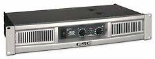 QSC GX3-rb Professional 500W Stereo Power Amplifier Amp, Authorized Dealer