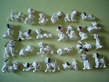 DISNEY 101 DALMATIANS LARGE FIGURINES SET PANINI - FIGURES COLLECTIBLES
