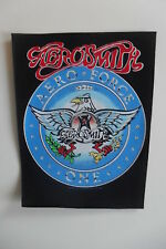 Aerosmith Aero Force One Vintage Back patch backpatch music