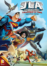 JLA Adventures Trapped in Time DVD NEW Factory sealed