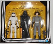 STAR WARS JUMBO ACTION FIGURE SET OF 3 DARTH VADER 12 INCH GENTLE GIANT KENNER