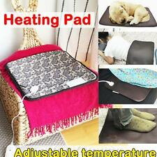 Multifunctional Electric Heating Heated Warmer Blanket Heaters Mat Floor Pad #3H