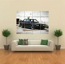 BMW E30 M3 SPORTS RALLY CAR NEW GIANT ART PRINT POSTER PICTURE WALL G1313