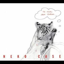 The Tigers Have Spoken [Digipak] by Neko Case (CD)