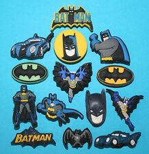 Batman Shoe Charms Cake Decorations Party Favours Piñata Fillers BOYS GIFT NEW