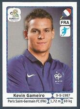 PANINI EURO 2012- #478-FRANCE-PARIS SAINT-GERMAIN-KEVIN GAMEIRO