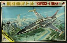 ESCI 1:48 Northrop F-5E Swiss-Tiger Model Kit #4048*