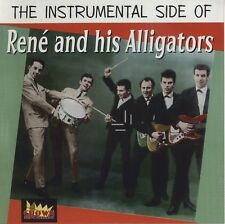 René And His Alligators  ‎– The Instrumental Side Of