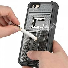 iPhone 6s Case, ZVE Multifunctional Cigarette Lighter Cover for iPhone 6/6s