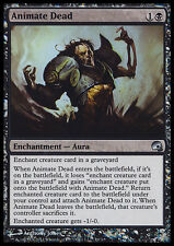 MTG ANIMATE DEAD FOIL EXC - ANIMARE I MORTI - PD - MAGIC