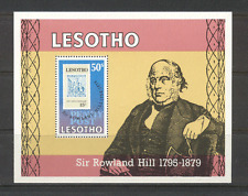 Lesotho 1979 Stamp on stamp/Rowland Hill 1v m/s (a28)