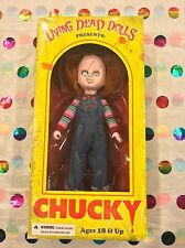 MEZCO LIVING DEAD DOLLS PRESENTS CHUCKY GOOD GUYS CHILDS PLAY NEW FREE SHIPPING